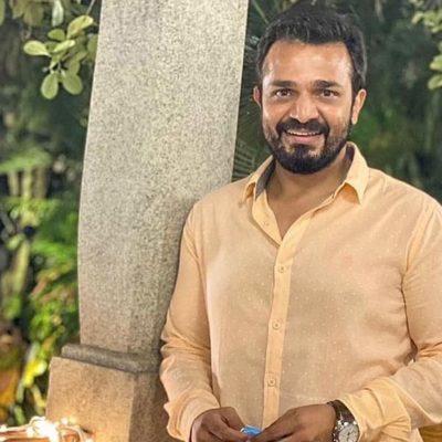 Vijay Raghavendra consolidates Shashikanth Gatti's next film, Ringa Ringa Roses